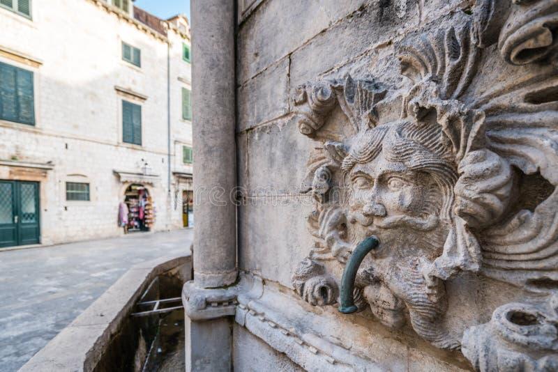 Petit groupe d'Onofrio Fountain image libre de droits