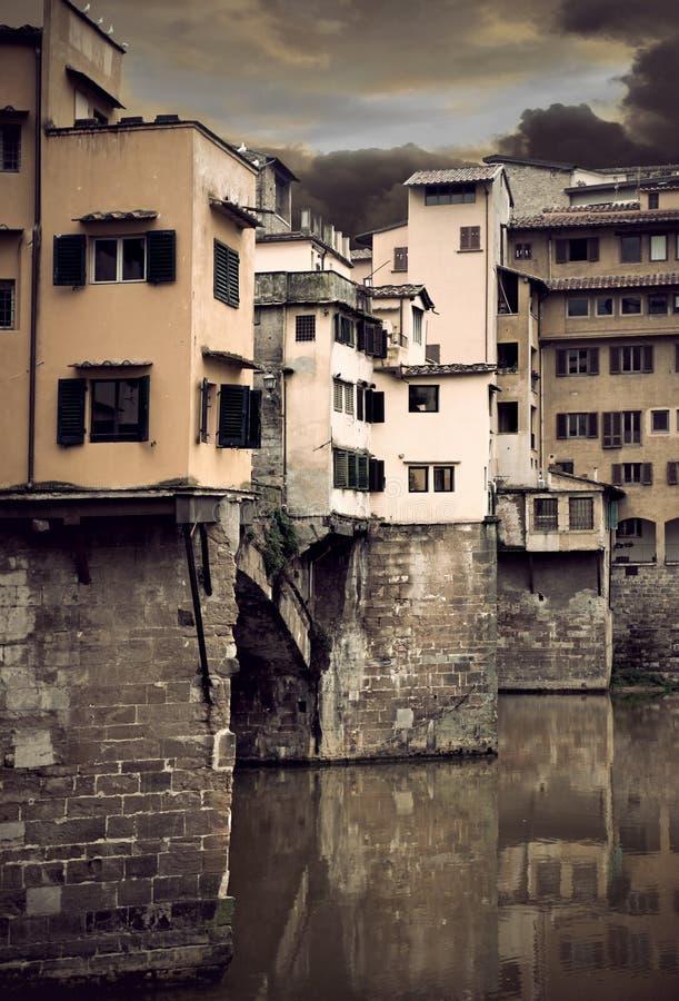 Ponte Vecchio photo stock