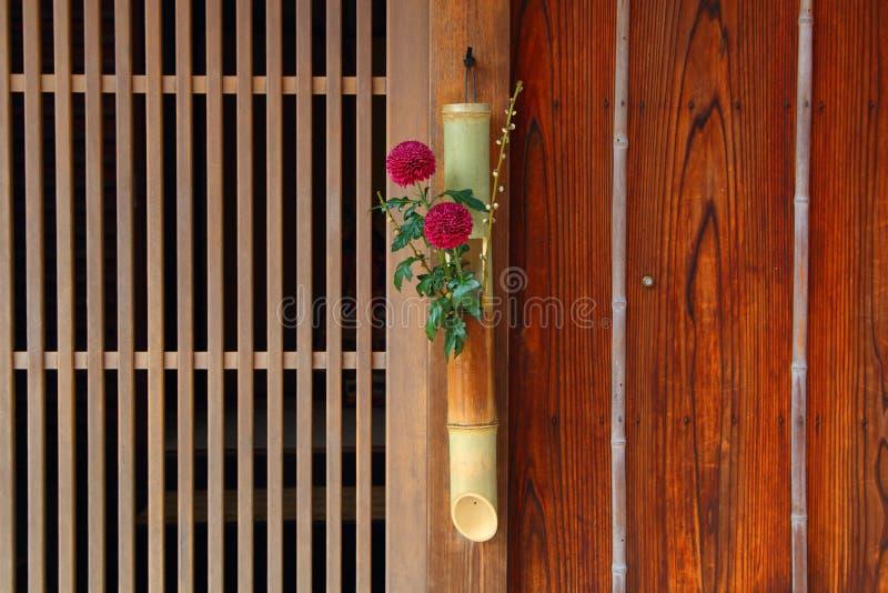 Petit ikebana au Japon photos stock