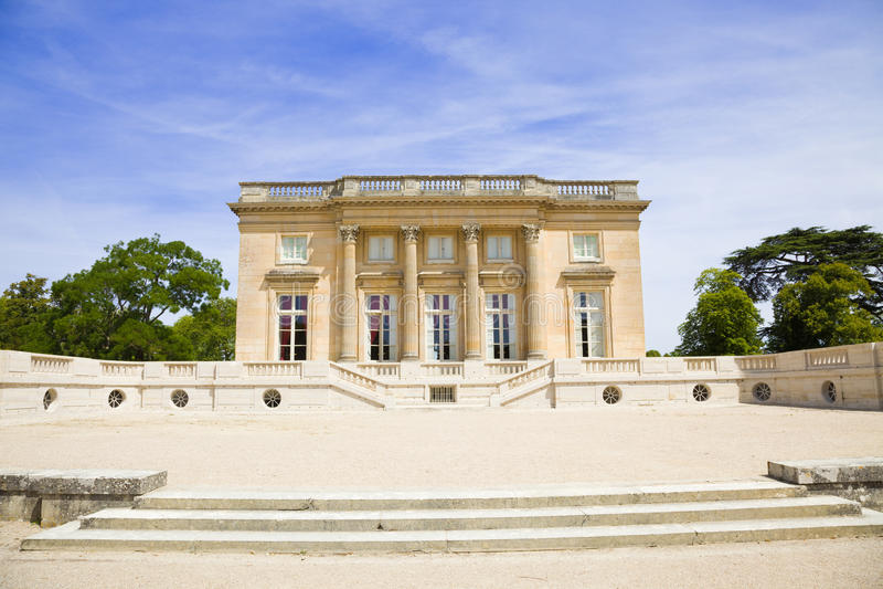 petit Le trianon obrazy stock