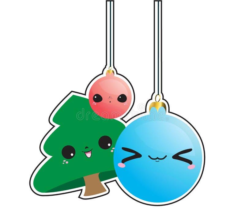 Petit Noël mignon photographie stock libre de droits