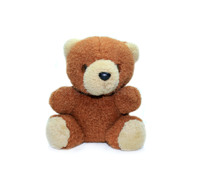 download petit nounours dours image stock image du jouet enfance 7416327 - Petit Nounours