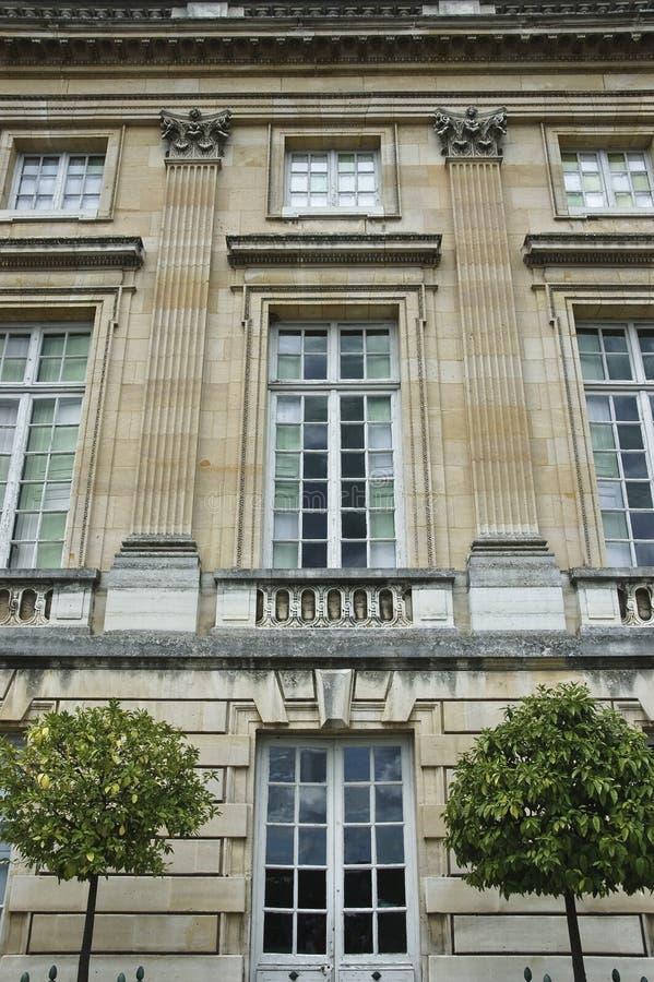 petit pałac trianon Versailles obraz royalty free