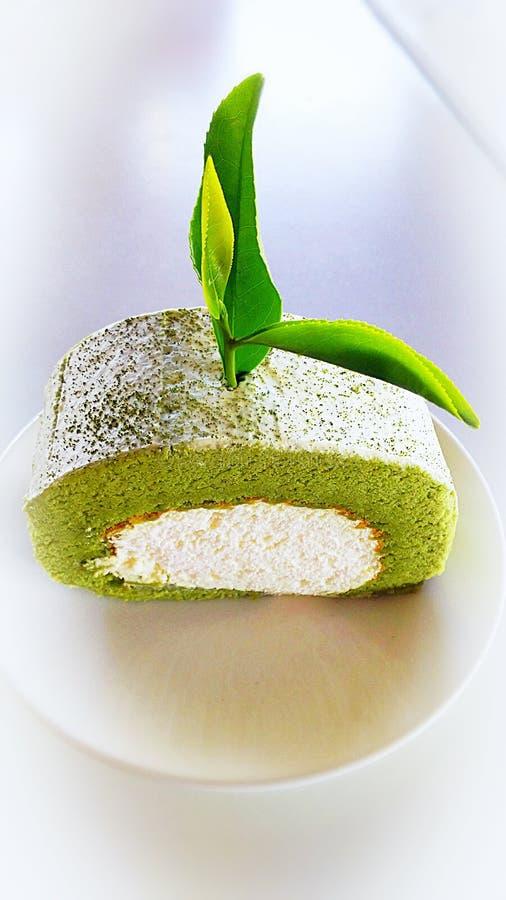 Petit pain de gâteau image libre de droits