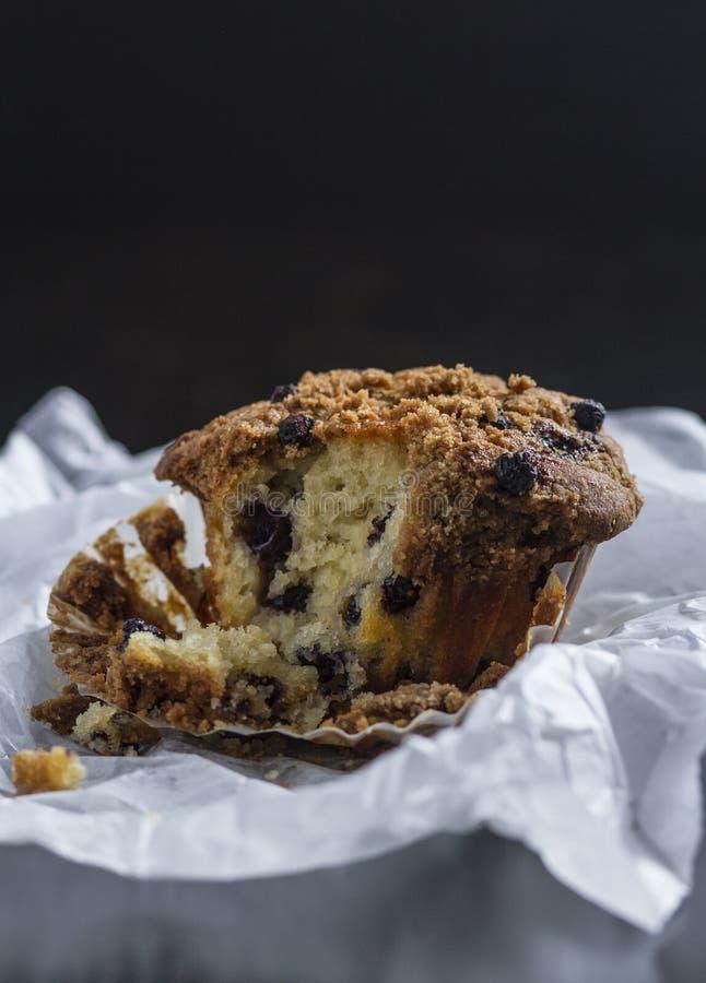 Petit pain de myrtille photos libres de droits