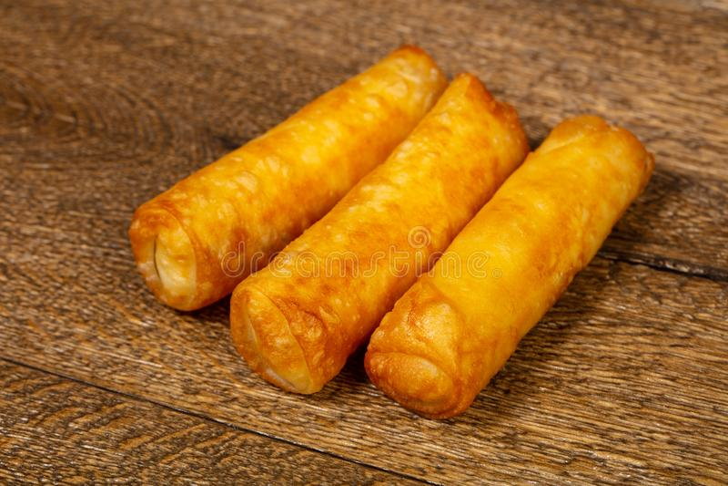 Petit pain de ressort rôti images stock