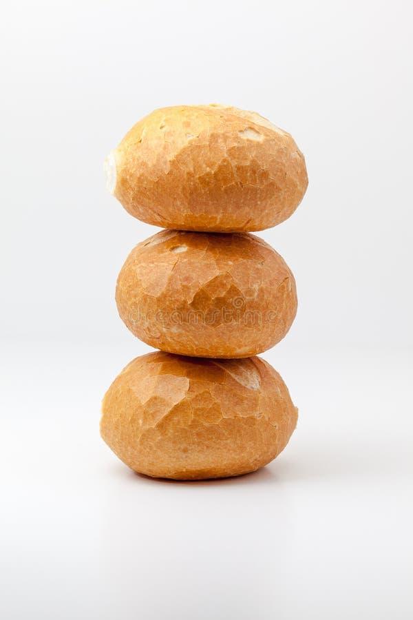 Petit pain dur photographie stock
