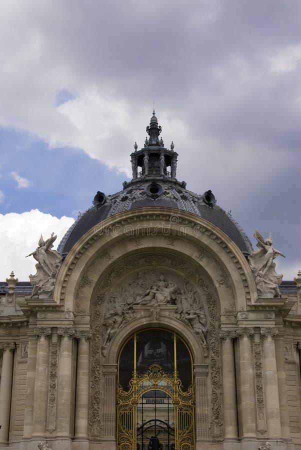 The Petit Palais Royalty Free Stock Photos