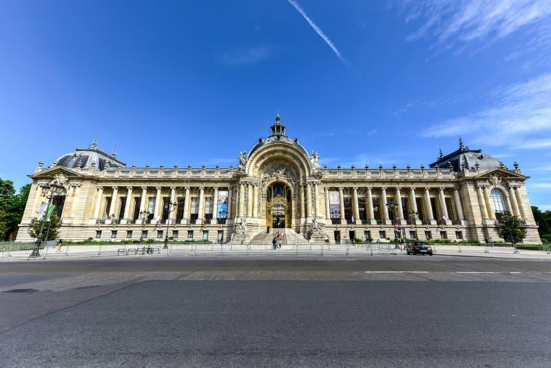 Petit Palais - Paris, France photos libres de droits