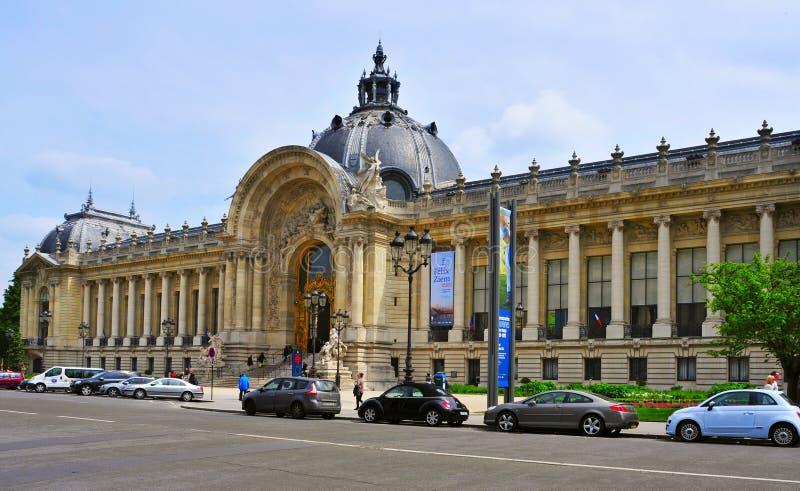 Petit Palais in Paris, Frankreich lizenzfreie stockbilder