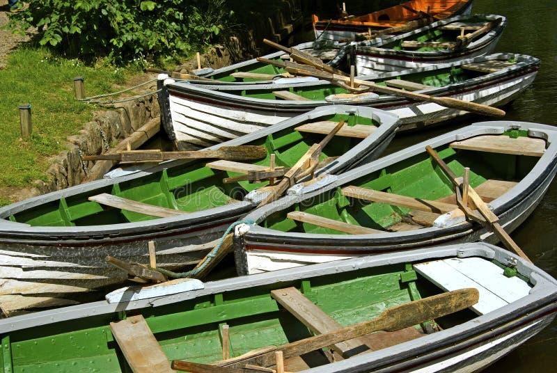Petit port photo stock