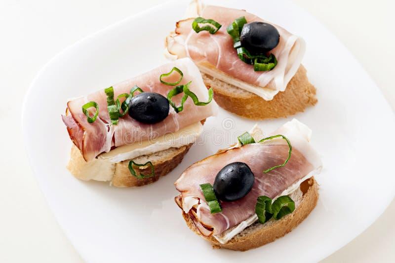 Petit sandwich photos stock