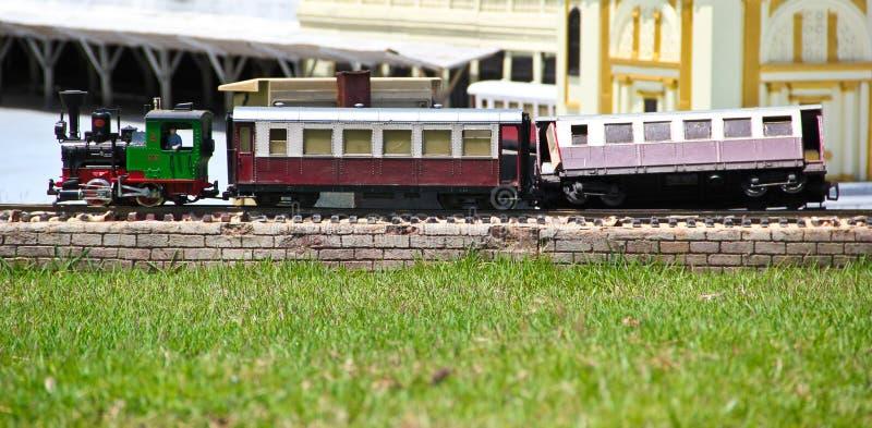 Petit train photographie stock