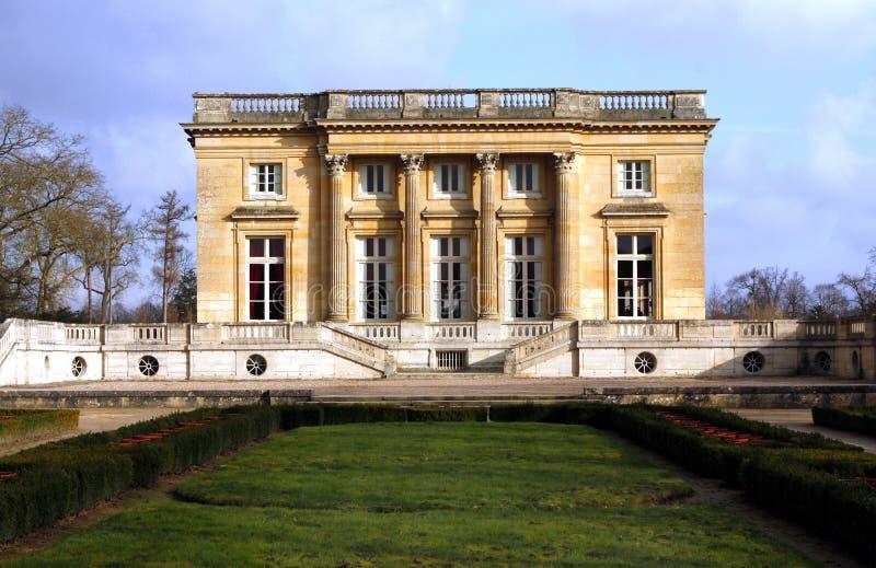 Petit Trianon Versailles image stock