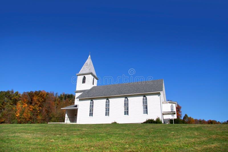 Petite église image stock