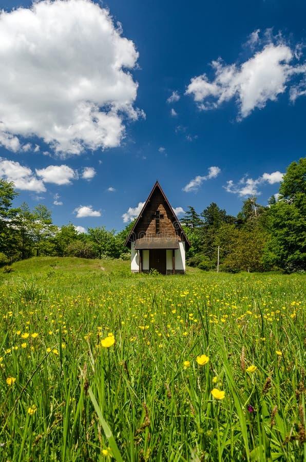 Petite église photo libre de droits
