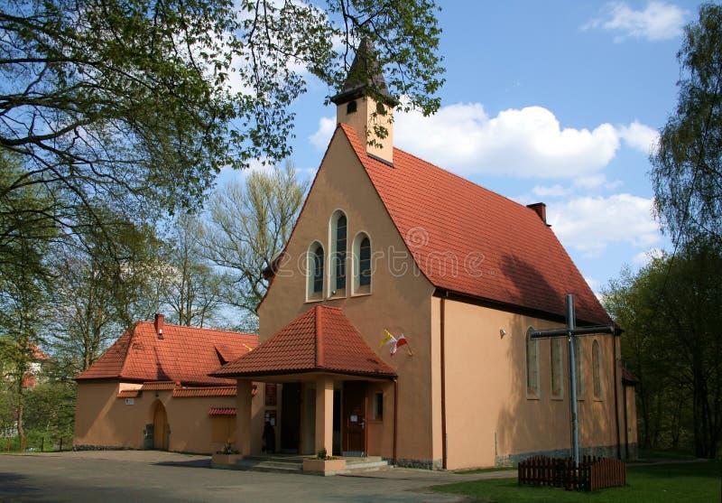 Download Petite église photo stock. Image du chapelles, vieux, poli - 742136