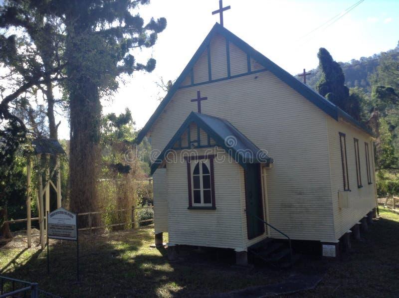 Petite église de village photos libres de droits