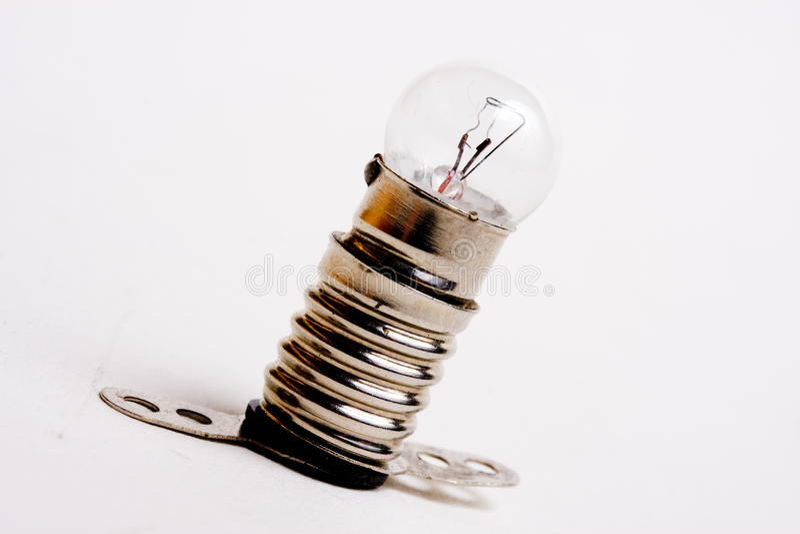 Petite ampoule image stock