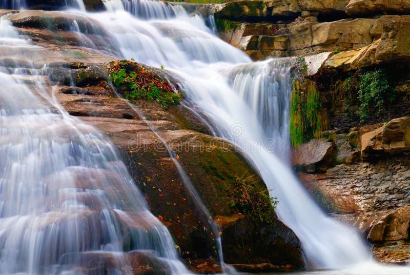 Petite cascade photo stock