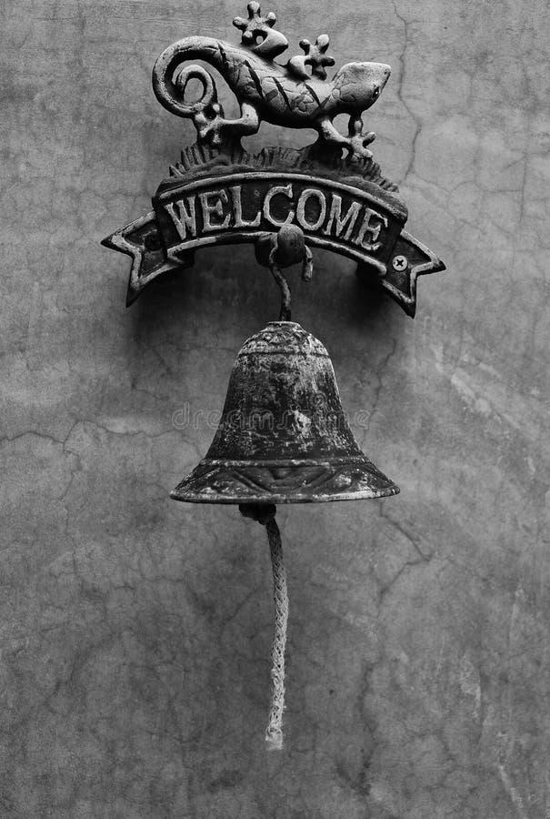 Petite cloche photo libre de droits