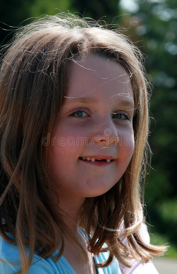 Petite fille images stock