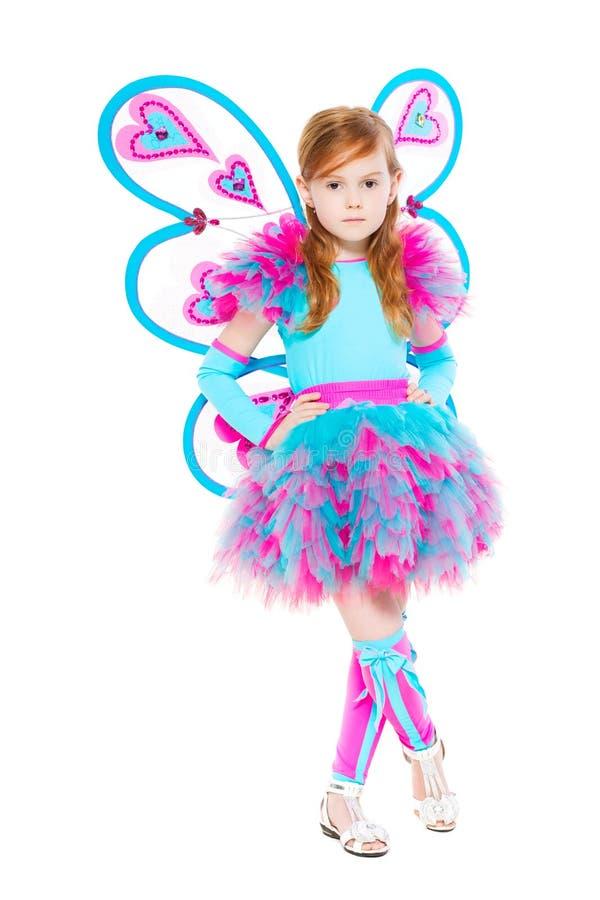 Petite fille attirante photographie stock