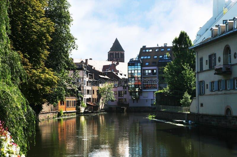 Download Petite-France, Strasbourg, France, Alsace Stock Photo - Image: 9893682