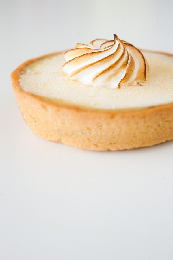 Petite pâtisserie française de dessert images libres de droits