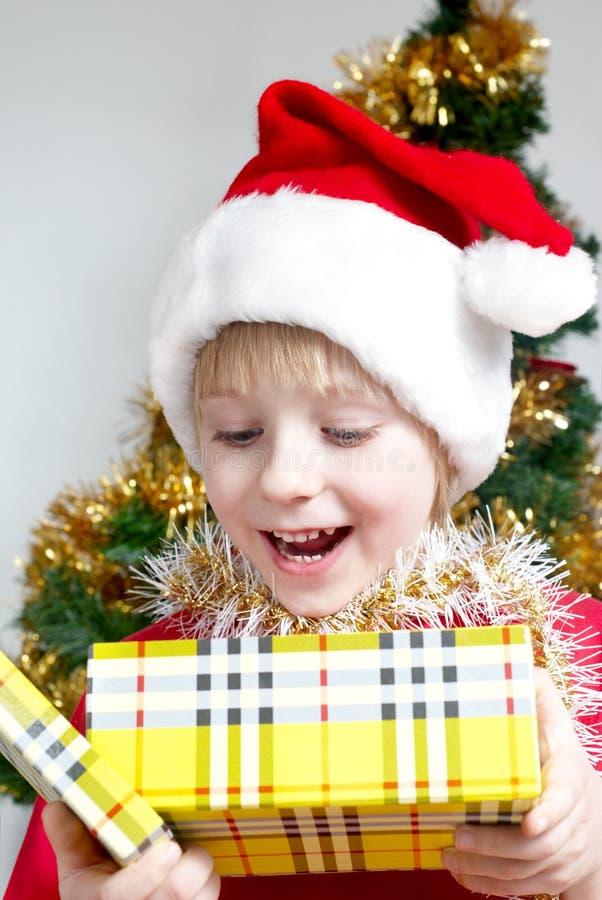 Petite Santa Klaus images libres de droits