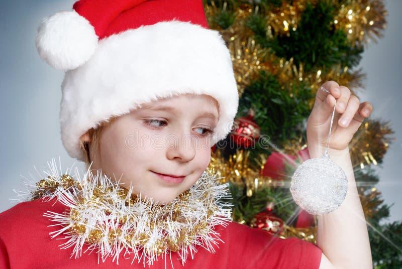 Petite Santa Klaus photo libre de droits