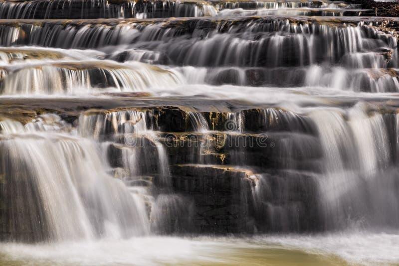 Petite soeur Falls Cascade photographie stock libre de droits