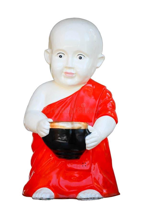 Petite statue de débutant image stock