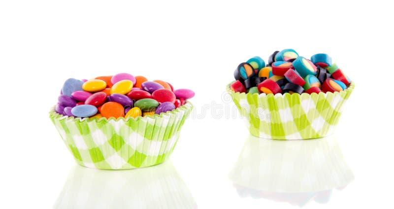 Petite sucrerie colorée photographie stock libre de droits
