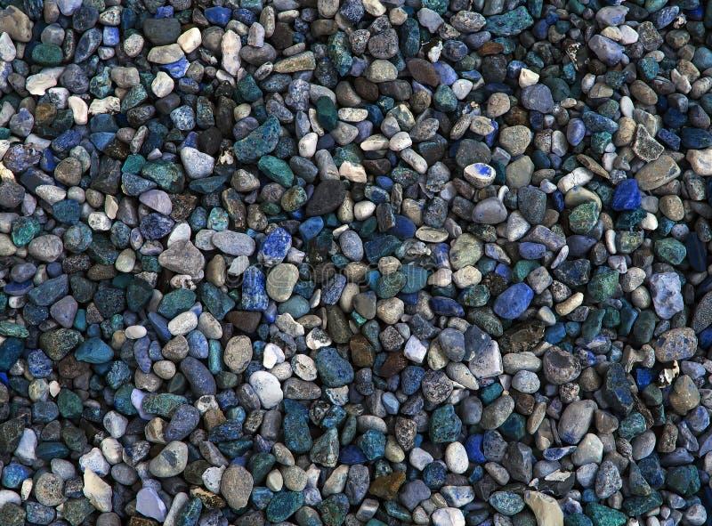 Petite texture de fond de pierres décoratives photos libres de droits