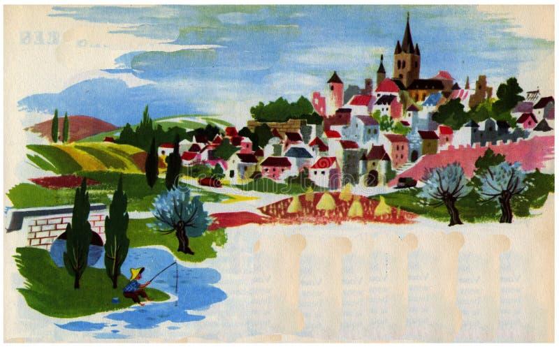 Petite Ville Free Public Domain Cc0 Image