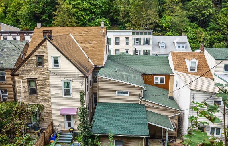 Petite ville Pennsylvanie image stock