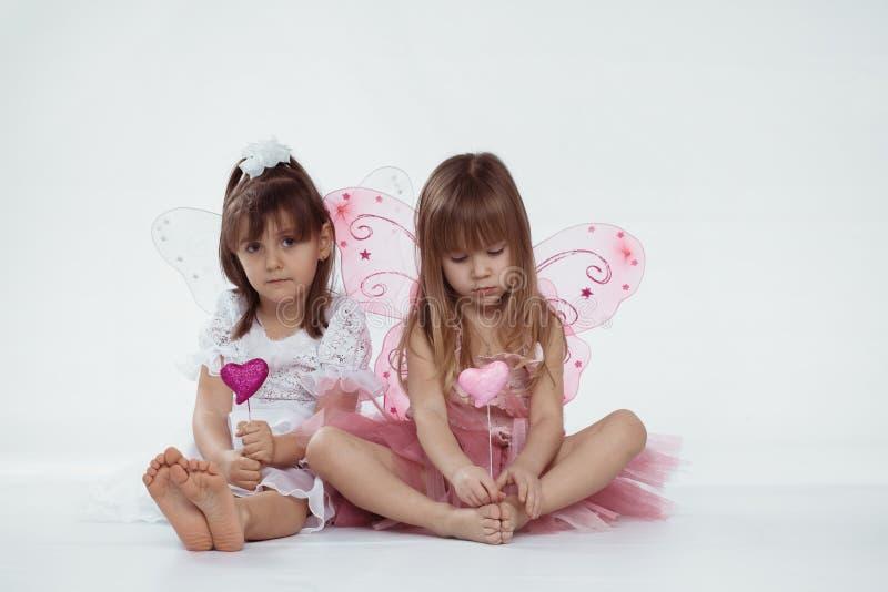 Petites fées photo libre de droits