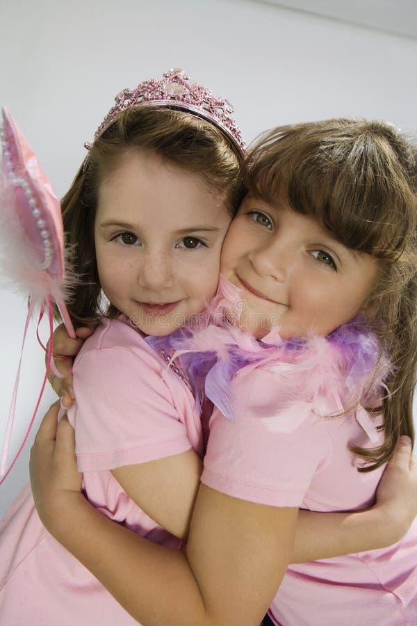 Petites princesses image stock