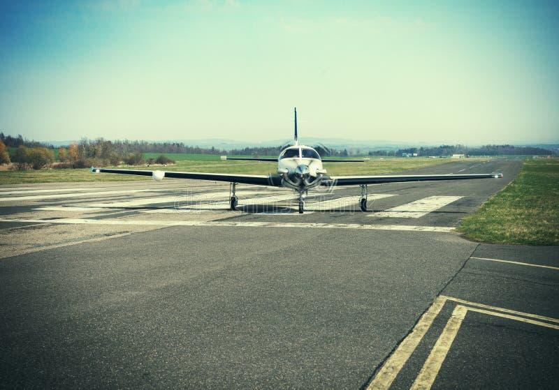 Petits avions monomoteurs privés de piston photos libres de droits