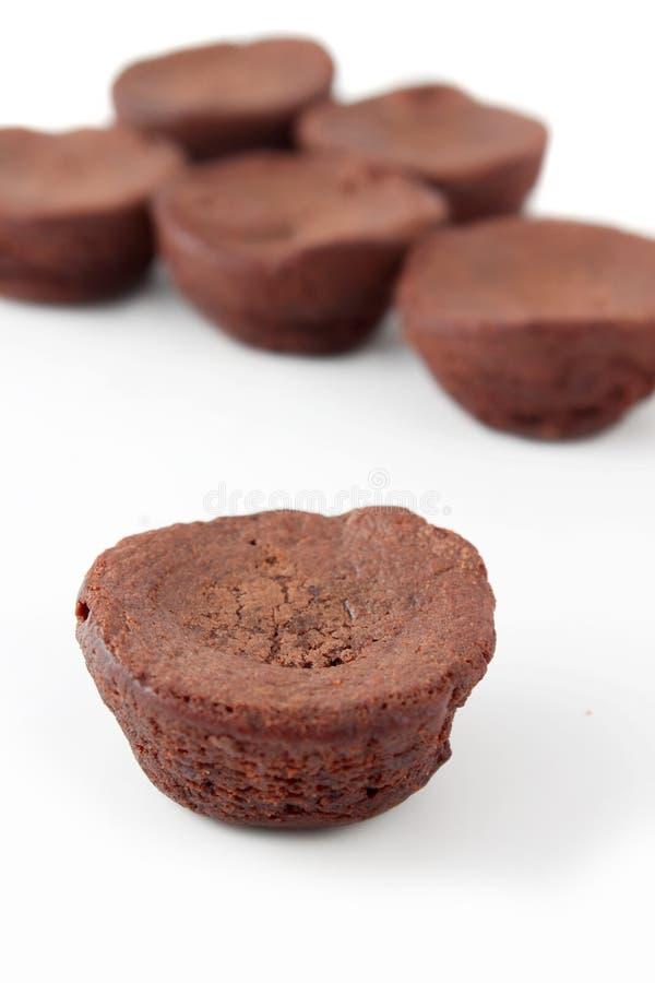 Petits 'brownie' photos stock