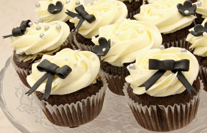 Petits gâteaux photographie stock libre de droits