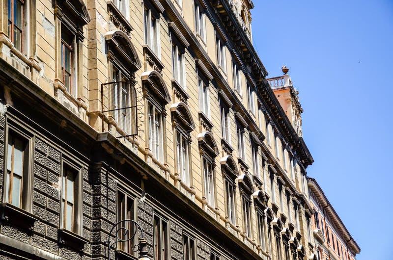 Petits groupes de l'Italie image stock