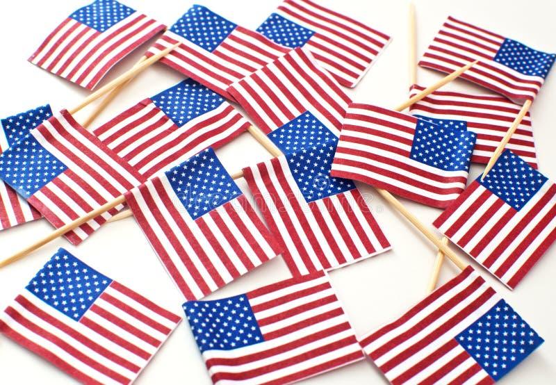 Petits indicateurs des Etats-Unis photos libres de droits