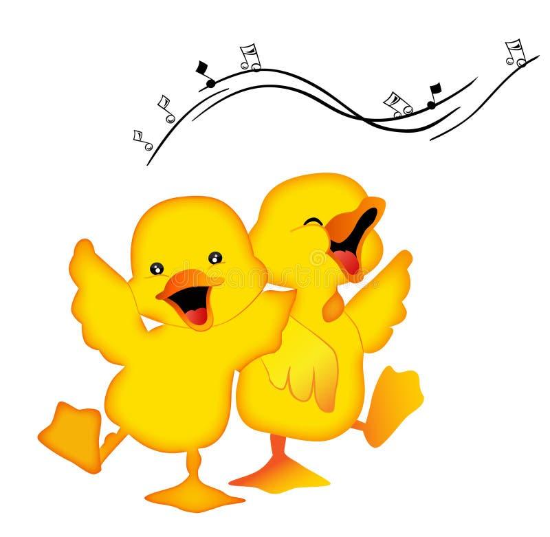 petits musiciens illustration libre de droits