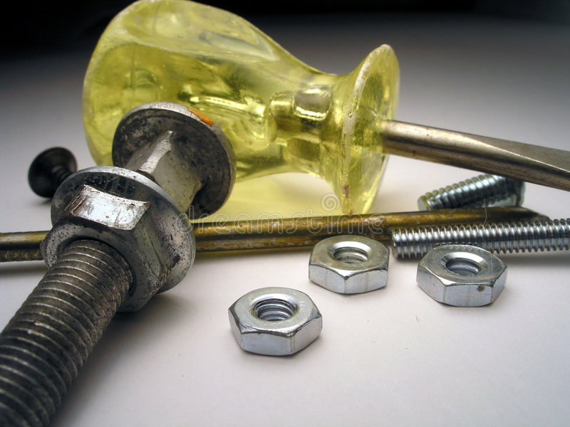 Petits outils images stock