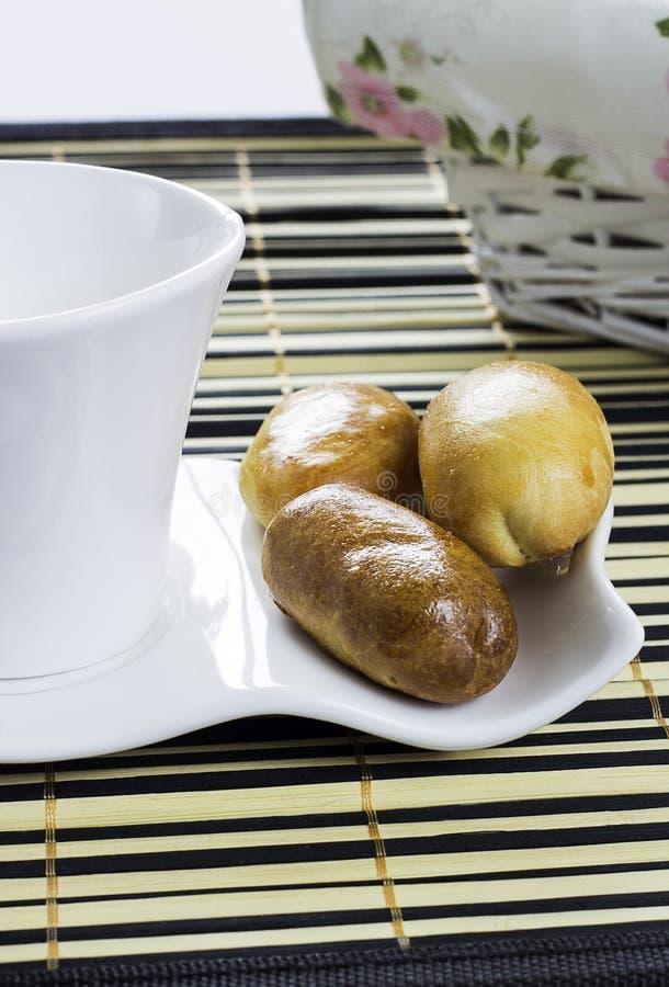 Petits pains d'or photographie stock libre de droits