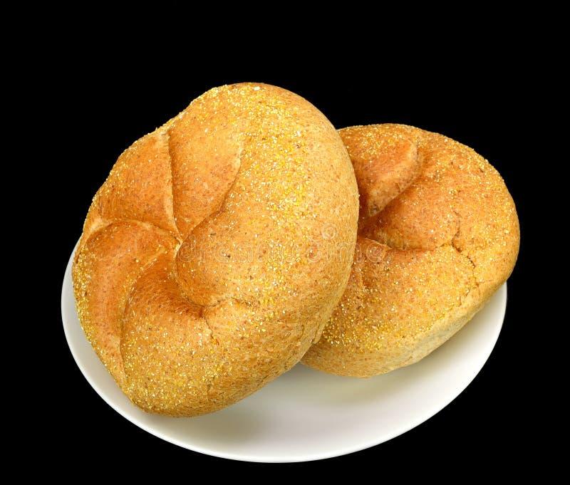 Petits pains de Kaiser photos libres de droits