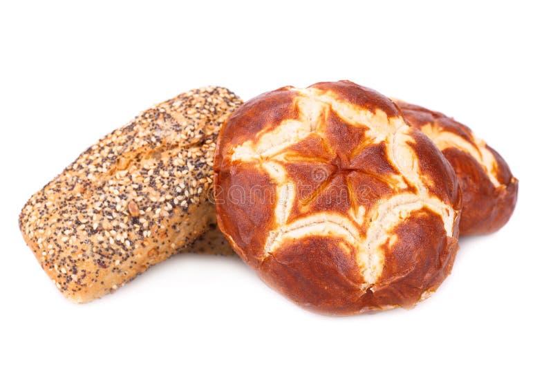 Petits pains de pain photo stock