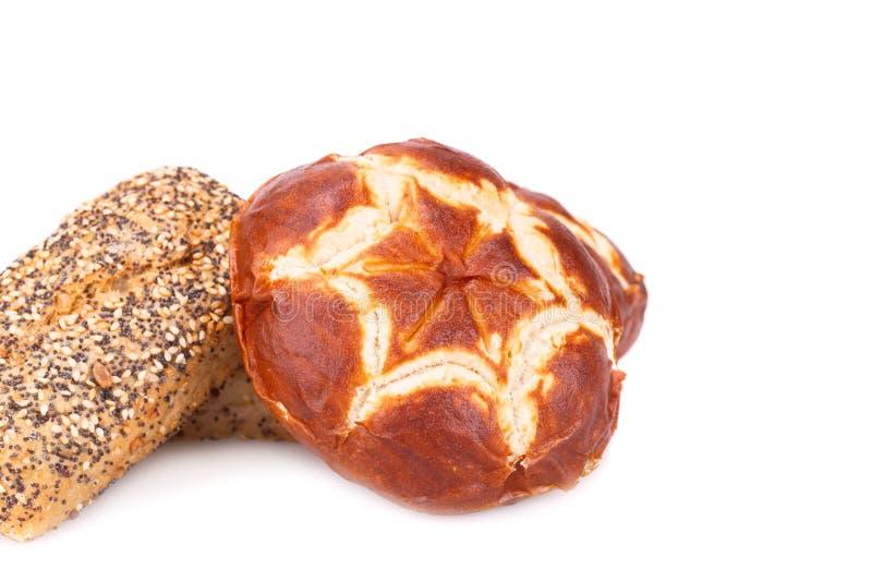 Petits pains de pain image stock